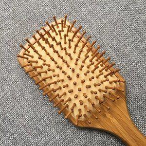 Natural Bamboo Hair Brush-Zero Waste Plastic Free
